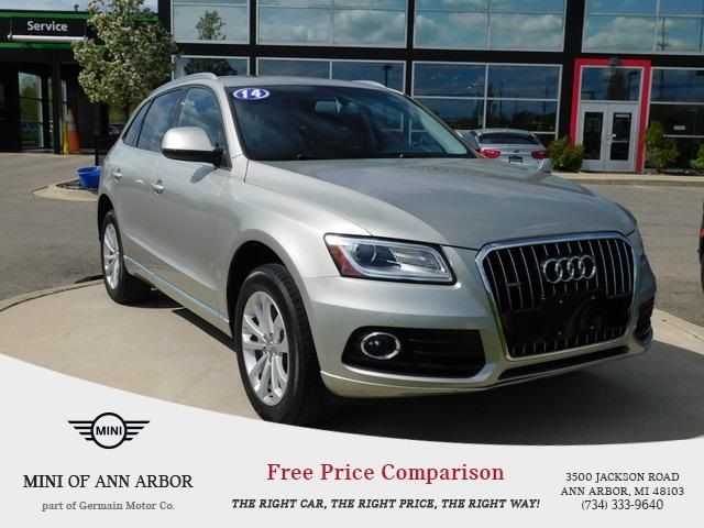 Pre-Owned 2014 Audi Q5 2.0T Premium Plus quattro
