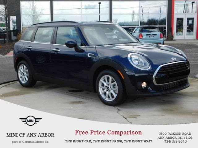 pre owned 2018 mini clubman cooper 4d wagon in ann arbor mas117