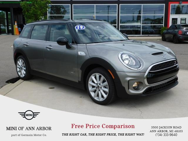 Pre Owned 2019 Mini Clubman Awd Clubman In Ann Arbor Mas153 Mini