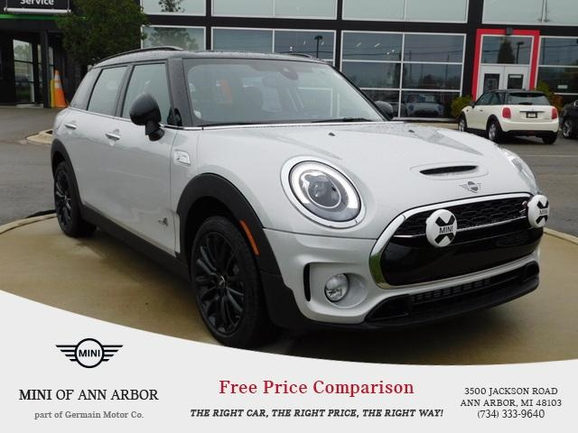 New 2019 Mini Clubman Awd Clubman Signature In Ann Arbor Ma19064