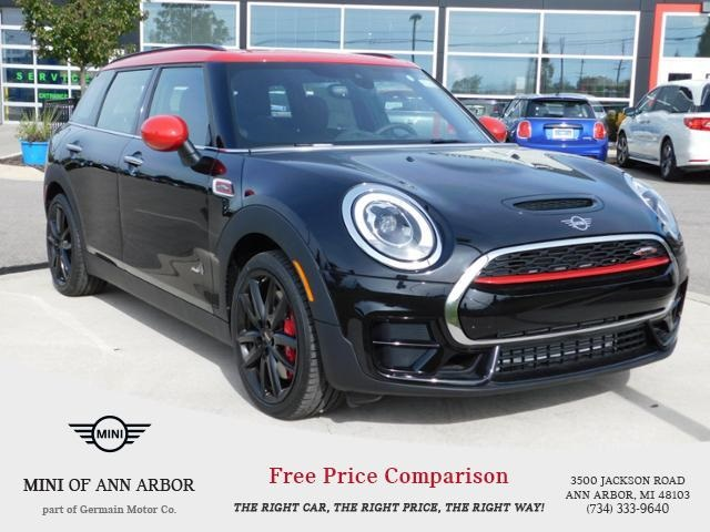 New 2019 Mini Clubman Awd Clubman Signature In Ann Arbor Ma19108