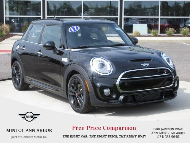 Certified Pre Owned 2017 Mini Hardtop 4 Door Cooper S