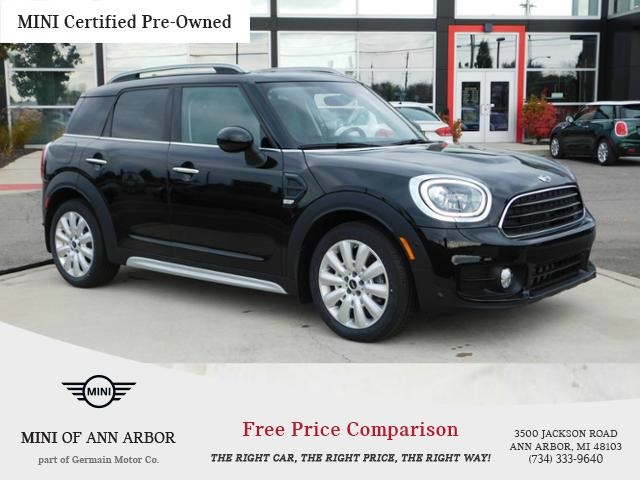 Certified Pre Owned 2018 Mini Cooper Countryman Fwd Base In Ann