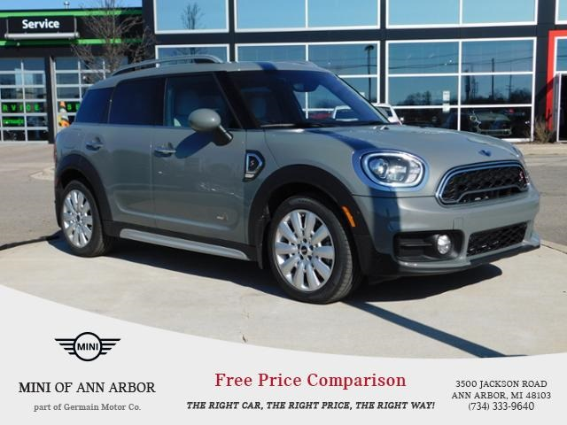 Pre Owned 2018 Mini Countryman Cooper S