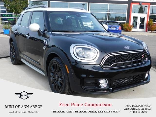 Certified Pre-Owned 2019 MINI Cooper S Countryman Base Signature