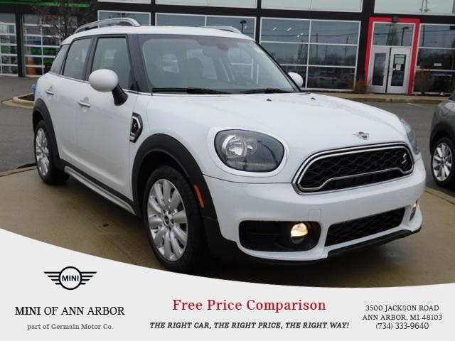 New 2019 MINI Cooper S Countryman Base Classic
