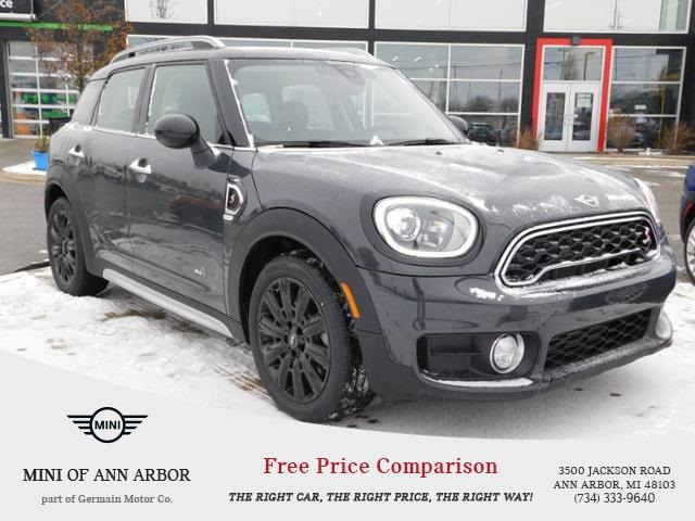 New 2019 Mini Countryman Awd Base Signature In Ann Arbor Ma19111