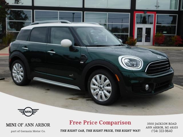 certified pre-owned 2018 mini countryman cooper 4d sport utility in