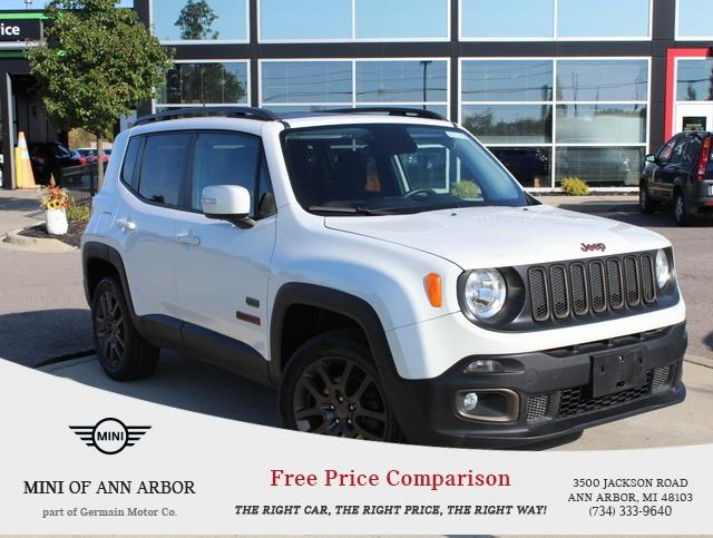 Pre-Owned 2016 Jeep Renegade Latitude 75th Anniversary Edition