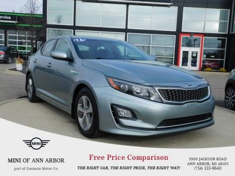 Pre-Owned 2016 Kia Optima Hybrid Base
