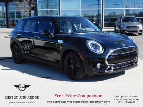 Certified Pre-Owned 2019 MINI Cooper S Clubman Iconic