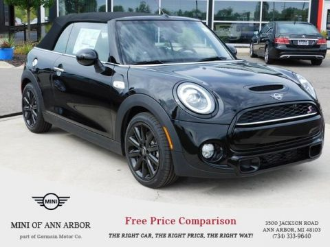 Certified Pre-Owned 2019 MINI Cooper S Base Signature