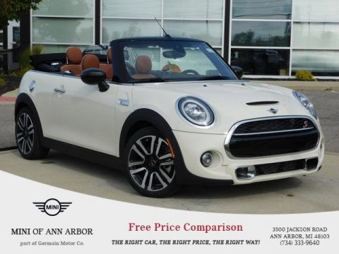 Pre-Owned 2020 MINI Convertible Iconic