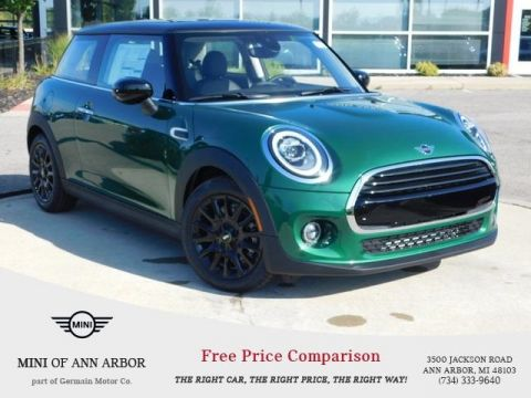 2020 MINI Cooper Hardtop 2 Door Signature