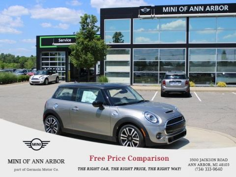 2020 MINI Cooper S Hardtop 2 Door Signature