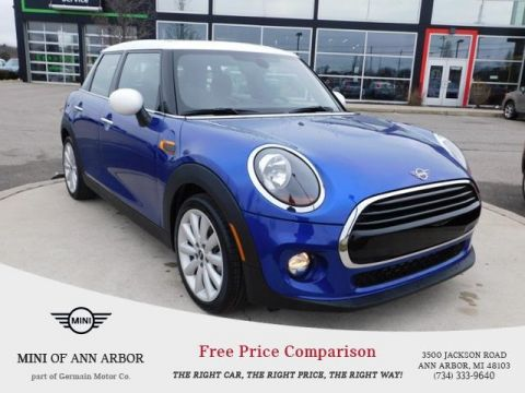 New 2019 MINI Cooper Base Oxford Edition