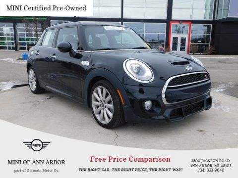 Certified Pre-Owned 2017 MINI Hardtop 4 Door Cooper S