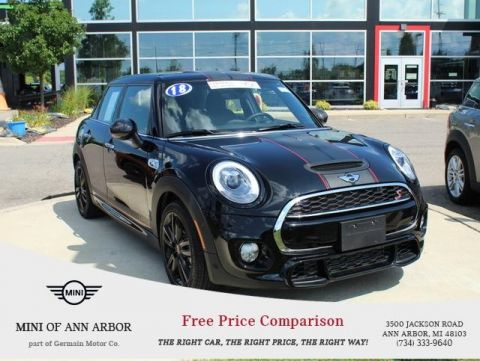 Certified Pre-Owned 2018 MINI Cooper S Base