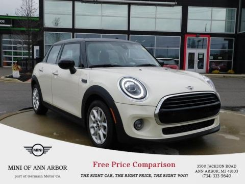 2020 MINI Cooper Hardtop 4 Door Signature