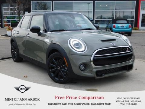 2020 MINI Cooper S Hardtop 4 Door Signature