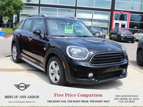Certified Pre-Owned 2019 MINI Cooper Countryman Base
