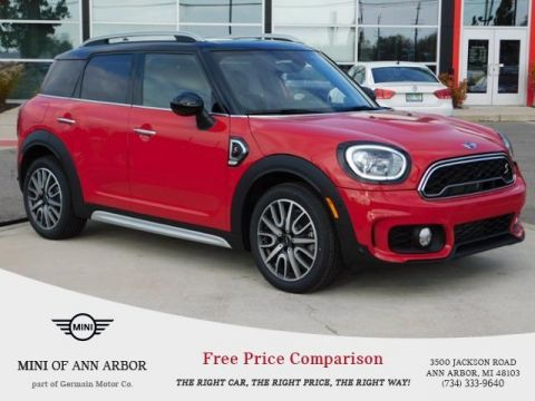 Certified Pre-Owned 2018 MINI Cooper S Countryman Base