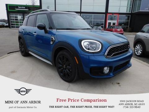 2019 MINI Cooper S Countryman Signature