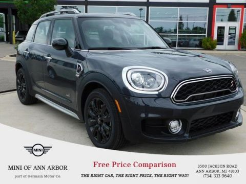 New 2019 MINI Cooper S Countryman Base Iconic