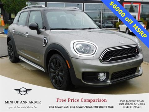 2019 MINI Cooper S Countryman ALL4 Countryman Signature