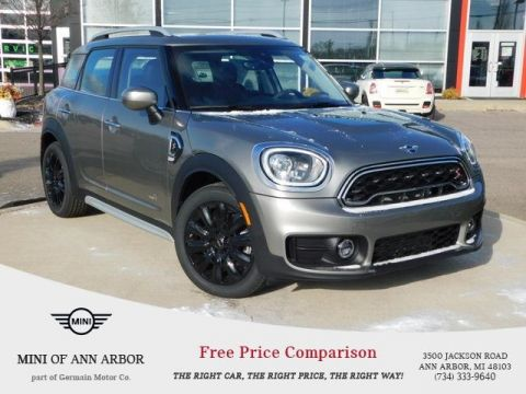Pre-Owned 2020 MINI Cooper S Countryman ALL4 AWD Iconic
