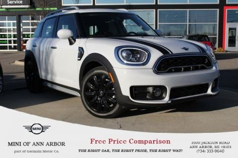 2020 MINI Cooper S Countryman ALL4 Countryman Classic