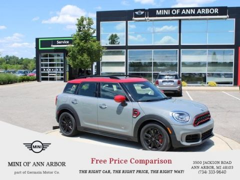 2020 MINI John Cooper Works Countryman ALL4 Countryman Signature
